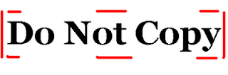Cara agar artikel tidak bisa dicopypaste
