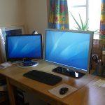 Monitor led dan lcd
