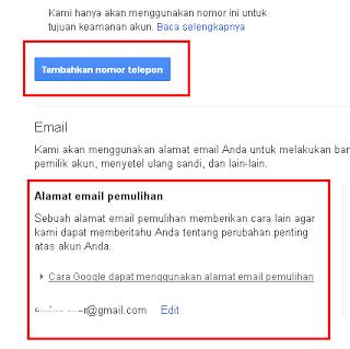 Tips amankan akun email dari Gmail