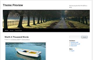 Template WordPress Terbaik Gratis