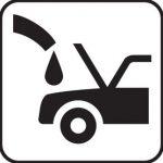 akibat mobil kebanyakan olie