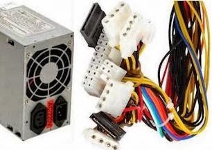 Jenis konektor pada power supply dan kegunaannya