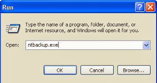 Cara membuat Backup registry System Wndows XP