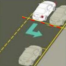cara parkir pararel 2