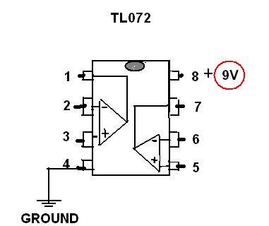 IC TL072