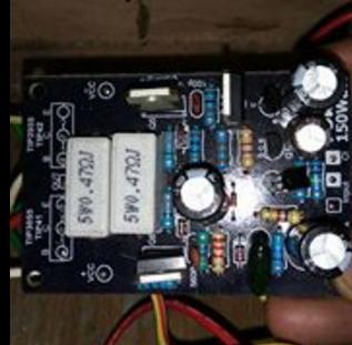 Kerusakan umum pada Power OCL 150 watt