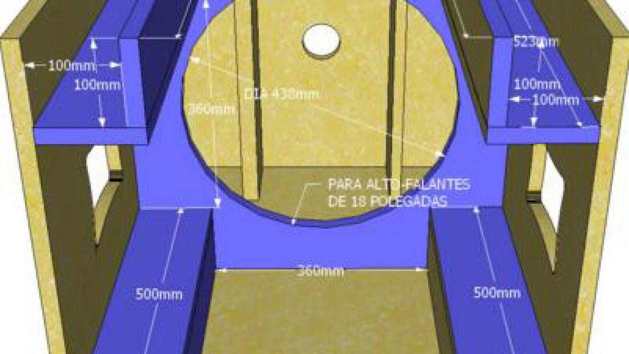Cara Membuat Box Speaker PLANAR Skema & Kelebihannya