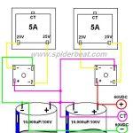 Menggabungkan trafo untuk menambah voltase dan ampere