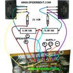Cara memasang final sanken pada PCB driver safari