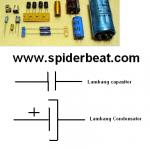 kondensator dan kapasitor