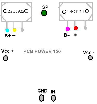pcb power 150