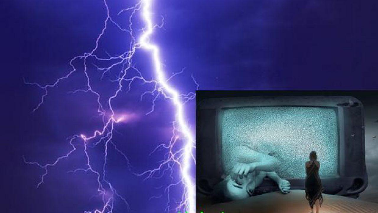 Ciri Ciri Dan Apakah Televisi Yang Rusak Terkena Petir Bisa Diperbaiki