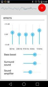 aplikasi equalizer sederhana suround dan efek