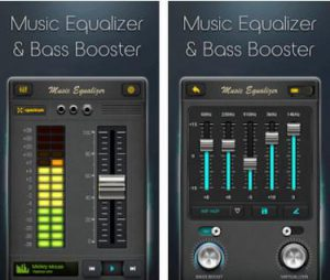 equalizer android bass treble booster