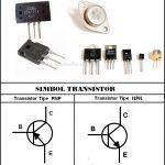 Bentuk bentuk transistor, jenis dan simbol