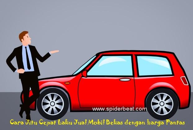 Cara jual mobil agar cepat laku