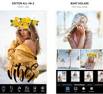 aplikasi edit foto - picsart