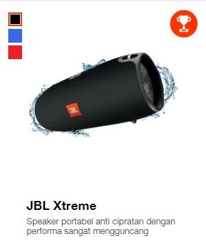 Harga speaker JBL Extreme