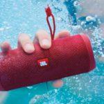 Harga speaker portabel JBL flip4