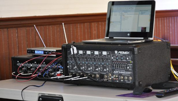 Aksesoris dan Audio processor