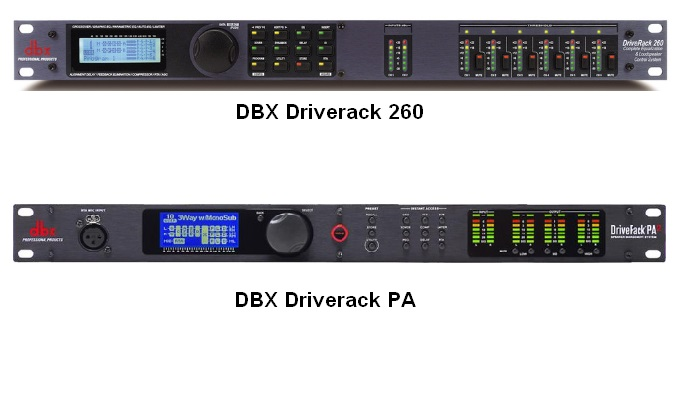 Apakah DLMS Driverack?