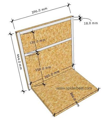 Desain Box speaker bandpass bazzoka2