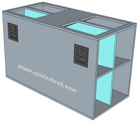 Modul 2 perakitan box sub horn 18