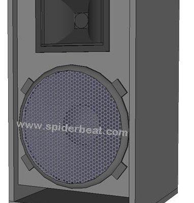 box speaker 12 rumahan skema