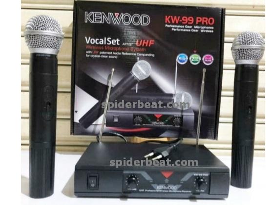 microphone kenwood terbaik