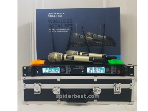 wireless mic senheizer SKM 9000