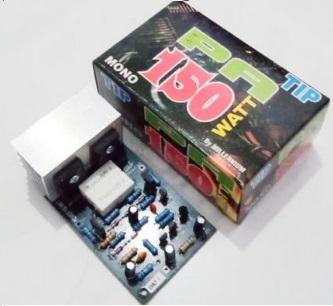 kit power ocl 150watt untuk subwoofer