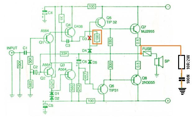 skema power ocl 150W