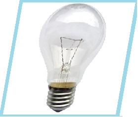 lampu pijar 100w