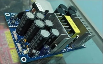smps audio daya rendah