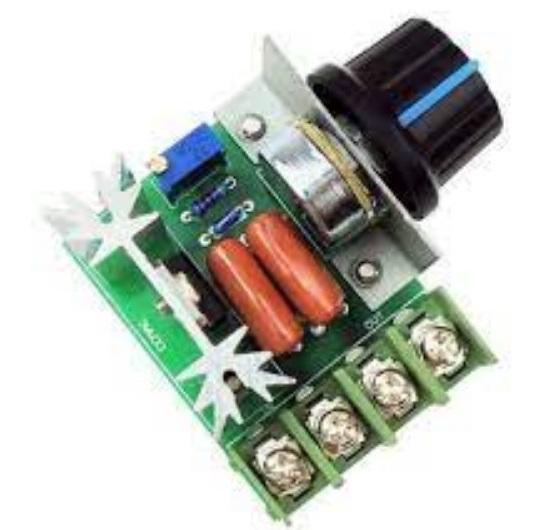 Rangkaian Kit Dimmer AC